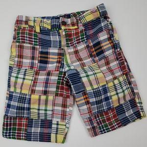 Ralph Lauren Boys Patchwork Shorts 8
